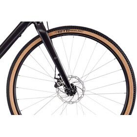 GT Bicycles Grade Elite Heren, satin black/grey/gunmetal